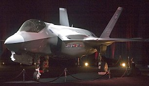airplane picture F-35 JSF Joint Strike Fighter Lightning II hot pic