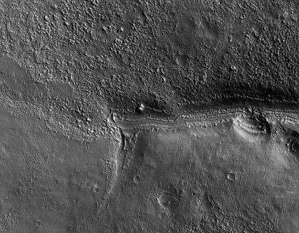 mars reconnaissance orbiter space picture